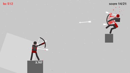 Stickman Archers: Bloody Rampage Ekran Görüntüleri - 2