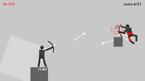 Stickman Archers: Bloody Rampage Ekran Görüntüleri - 3