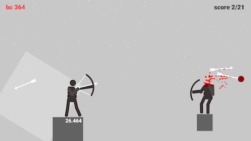 Stickman Archers: Bloody Rampage Ekran Görüntüleri - 4