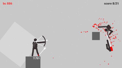 Stickman Archers: Bloody Rampage Ekran Görüntüleri - 5
