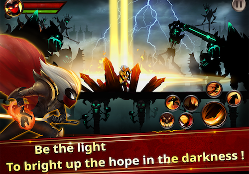 Stickman Legends Ekran Görüntüleri - 1
