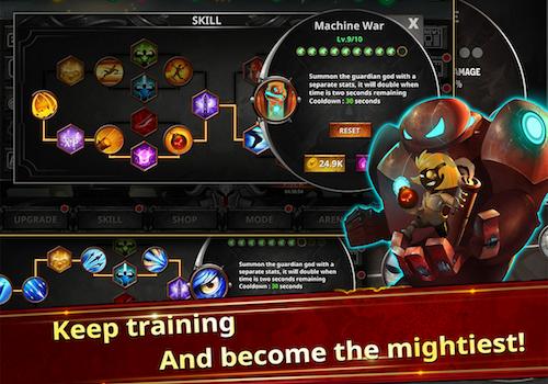 Stickman Legends Ekran Görüntüleri - 5
