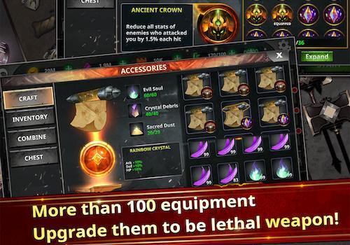 Stickman Legends Ekran Görüntüleri - 6