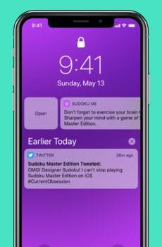 Sudoku Master Edition Ekran Görüntüleri - 1