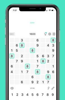 Sudoku Master Edition Ekran Görüntüleri - 2