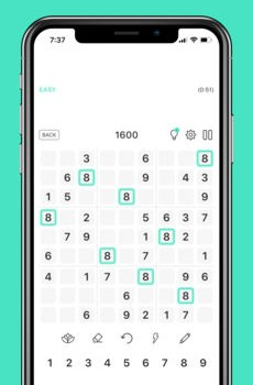 Sudoku Master Edition Ekran Görüntüleri - 5