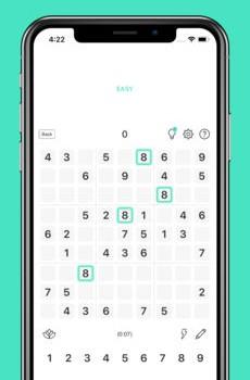 Sudoku Master Edition Ekran Görüntüleri - 7