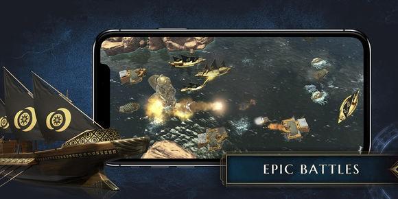 The Ancients AR Ekran Görüntüleri - 5