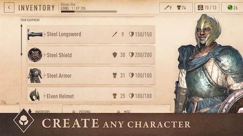 The Elder Scrolls: Blades Ekran Görüntüleri - 4