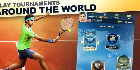 TOP SEED Tennis Manager Ekran Görüntüleri - 2