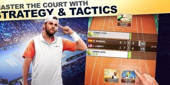 TOP SEED Tennis Manager Ekran Görüntüleri - 3