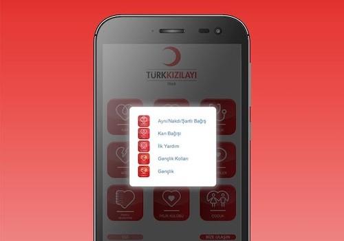 Türk Kızılayı Ekran Görüntüleri - 7