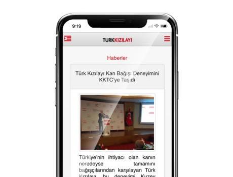 Türk Kızılayı Ekran Görüntüleri - 4