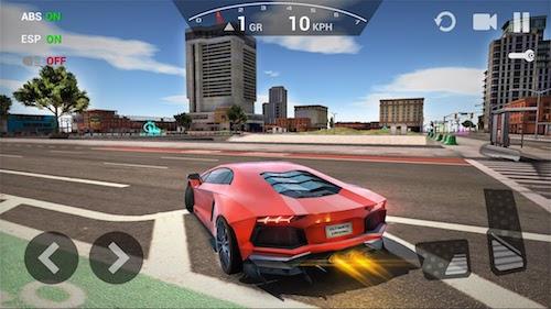 Ultimate Car Driving Simulator Ekran Görüntüleri - 1