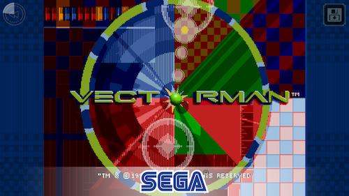 VectorMan Classic Ekran Görüntüleri - 1