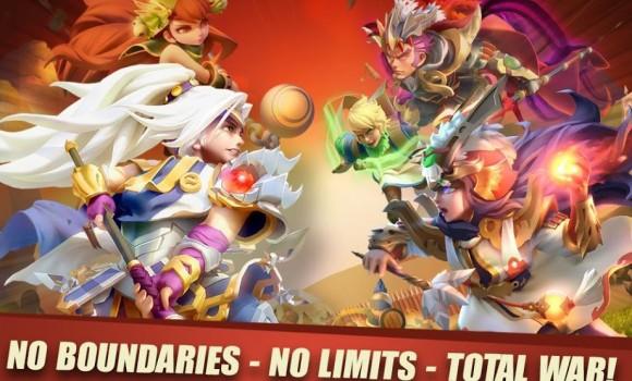 Kingdom GO Ekran Görüntüleri - 1