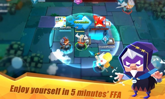 Little Big Guardians.io Ekran Görüntüleri - 2