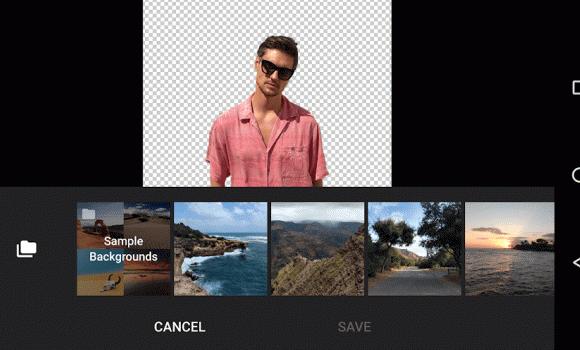 Moto Photo Editor Ekran Görüntüleri - 5