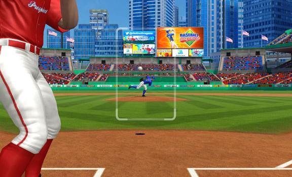 Baseball Megastar 1 - 1