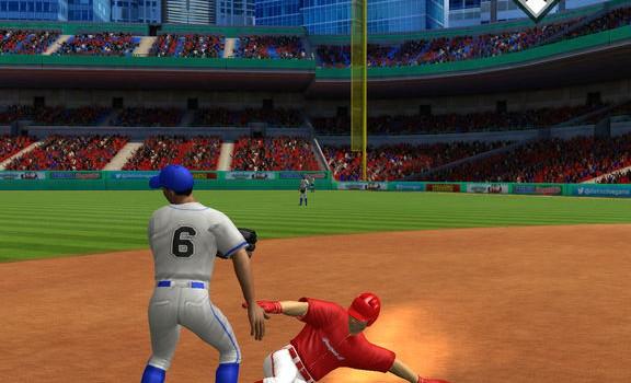Baseball Megastar 3 - 3