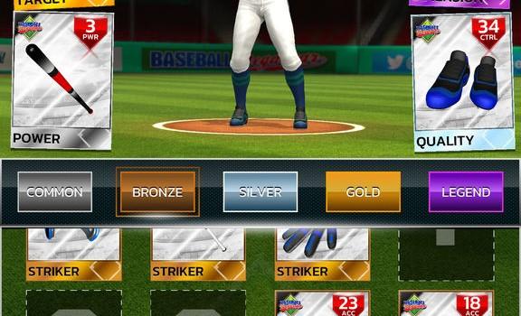Baseball Megastar 4 - 4