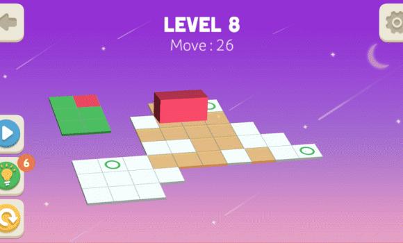 Bloxorz: Roll the Block 2 - 2