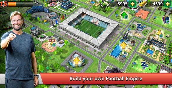 Football Empire 4 - 4