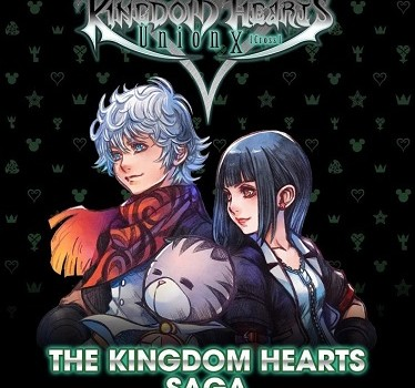 KINGDOM HEARTS Union 1 - 1