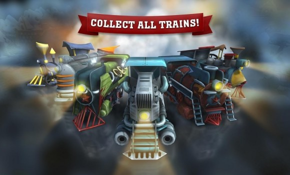 Train Tower Defense 5 - 5