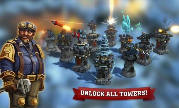 Train Tower Defense 6 - 6