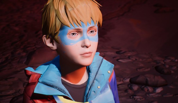 The Awesome Adventures of Captain Spirit - 3