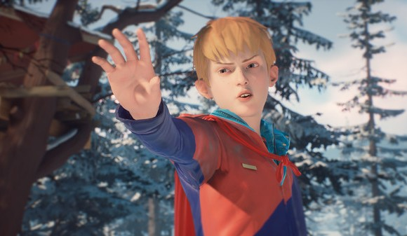 The Awesome Adventures of Captain Spirit - 4