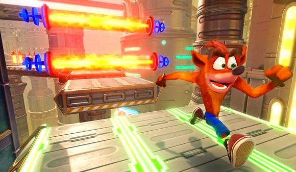 Crash Bandicoot N Sane TrilogyCrash Bandicoot N Sane Trilogy - 3