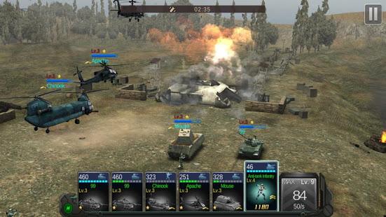 Commander Battle Ekran Görüntüleri - 1