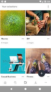 Shutterstock Ekran Görüntüleri - 2