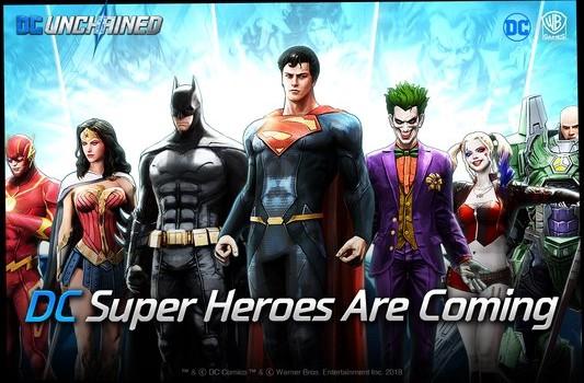 DC: UNCHAINED Ekran Görüntüleri - 1
