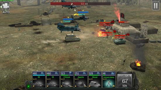Commander Battle Ekran Görüntüleri - 4