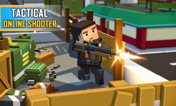 Versus Pixels Battle 3D Ekran Görüntüleri - 4