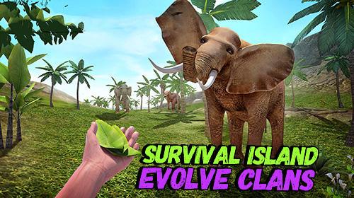 Survival Island: Evolve Clans Ekran Görüntüleri - 1