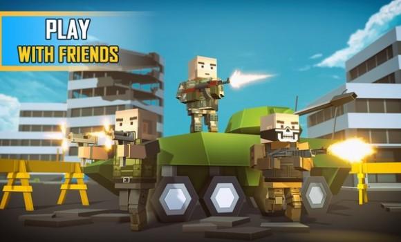 Versus Pixels Battle 3D Ekran Görüntüleri - 1