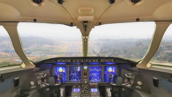 Flight Simulator 3D Ekran Görüntüleri - 1