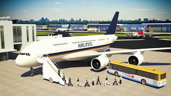 Flight Simulator 3D Ekran Görüntüleri - 4