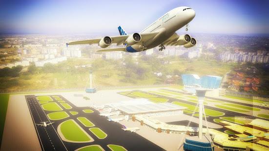 Flight Simulator 3D Ekran Görüntüleri - 3