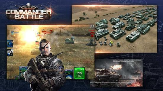 Commander Battle Ekran Görüntüleri - 2