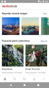 Shutterstock Ekran Görüntüleri - 1