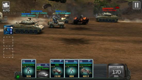 Commander Battle Ekran Görüntüleri - 3