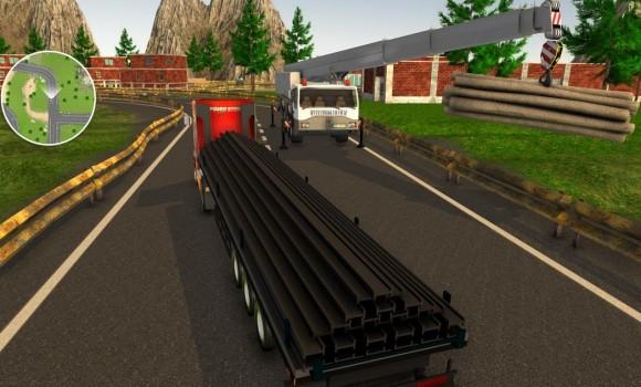 Dr. Truck Driver : Real Truck Simulator 3D Ekran Görüntüleri - 1