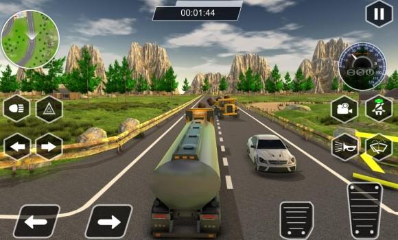 Dr. Truck Driver : Real Truck Simulator 3D Ekran Görüntüleri - 2