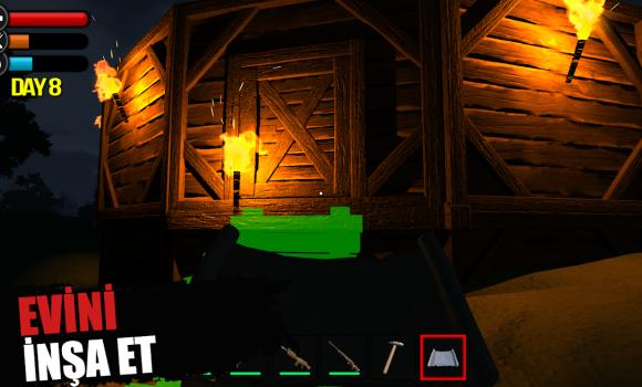 Just Survive: Sandbox Survival Ekran Görüntüleri - 1