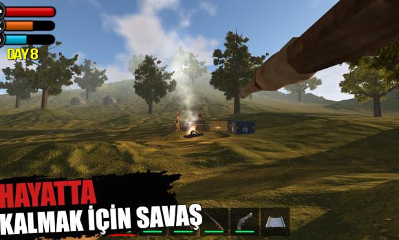 Just Survive: Sandbox Survival Ekran Görüntüleri - 2